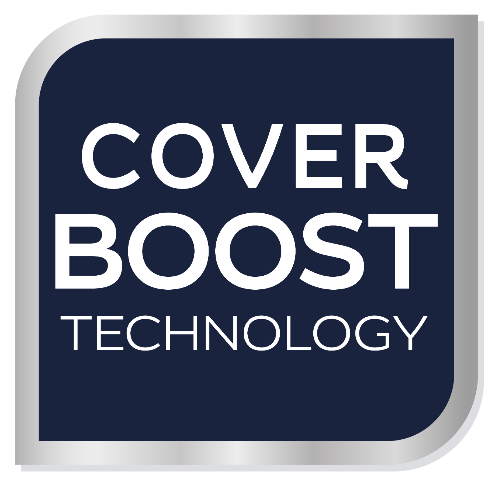 cover boost technology